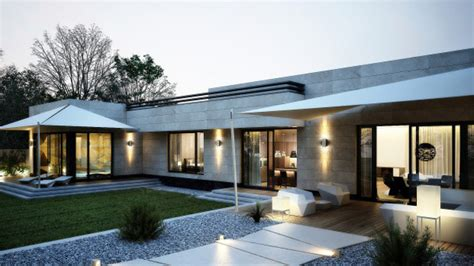 Home Design Lover : Front Yard Modern Landscaping
