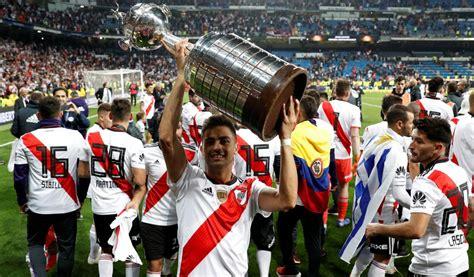 River, número 1 en el Football World Ranking y Gallardo ...