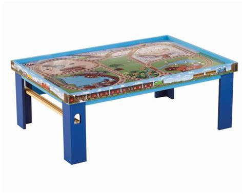 thomas wooden railway table thomas wooden railway wooden railway play table trains