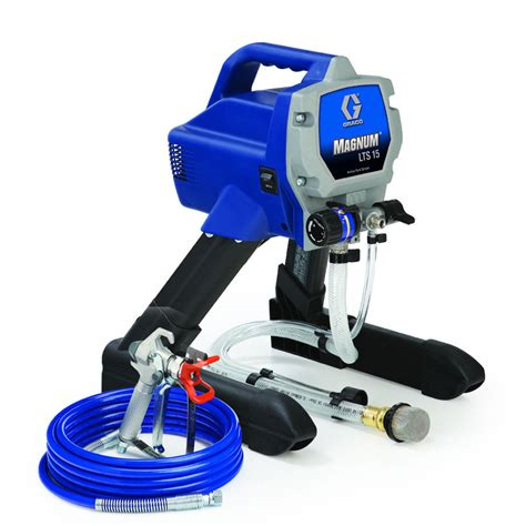 Graco Magnum Lts 15 Electric Airless Paint Sprayer 257060