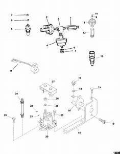 Electrical Components For Mercruiser  4 3 L    4 3 Lh Alpha