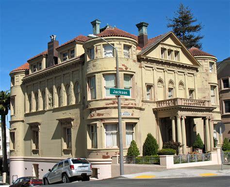 Whittier Mansion On California St.