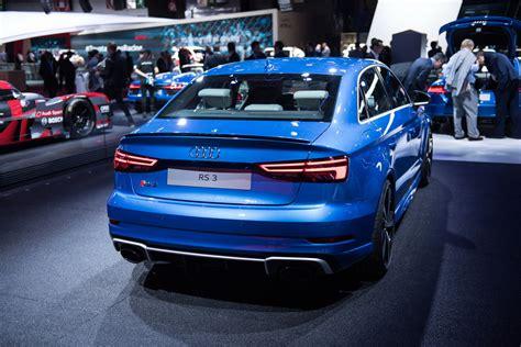2018 Audi Rs3 Sedan  Picture 690828  Car Review @ Top Speed
