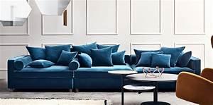 Sofaüberwurf Für Xxl Sofa : das big sofa im xxl format sch ner wohnen ~ Bigdaddyawards.com Haus und Dekorationen