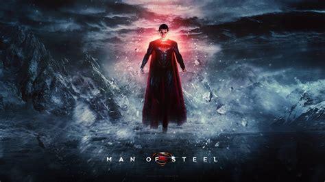 man  steel wallpaper superman   digitalartio