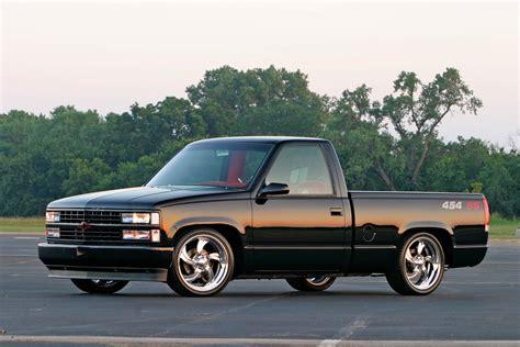 454 Ss Truck Wallpaper by Chevrolet 454ss Ss454 Dust Runners Automotive Journal
