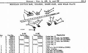 John Deere Sickle Mower Parts Diagram