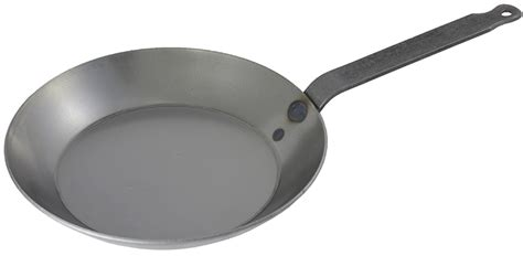 black steel  frying pan matfer usa kitchen utensils