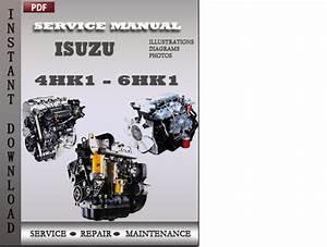 Isuzu Engine 4hk1