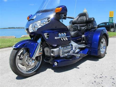 Goldwing Trike Motorcycles For Sale