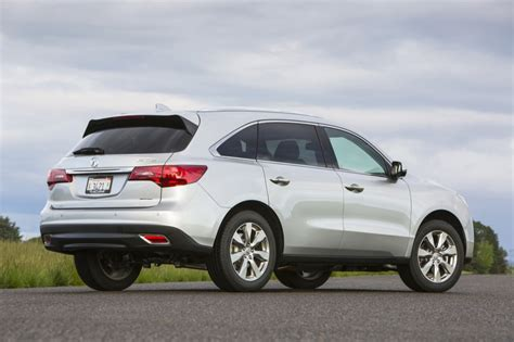 2014 Acura Mdx, Acura Rdx Earn Fivestar Crash Test Rating