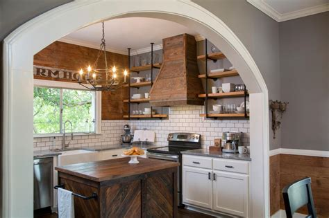 kitchen entryway ideas before and after kitchen photos from hgtv 39 s fixer