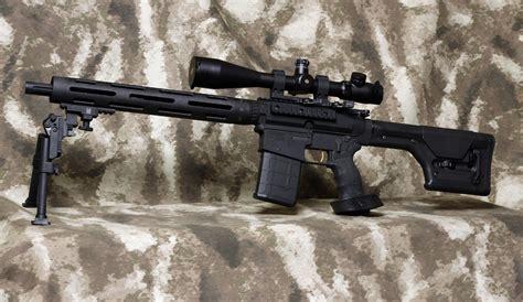 """Dpms 308 Tactical Sniper Rifle 18""""  Build 308 Ar Online"""