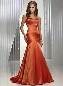 burnt orange bridesmaids dress autumm skies pinterest With burnt orange wedding dresses