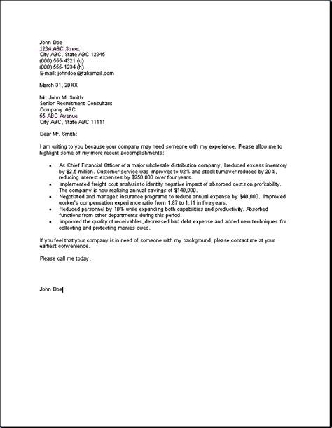 finance cover letter templates finance cover letters coverletters and resume templates