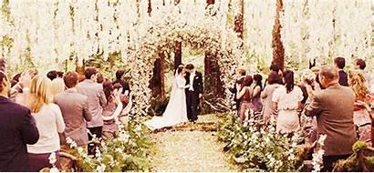 Weddings Twilight Outdoor Spectacular Millennials Industry Changing