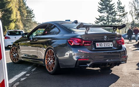 There have been a few minor changes since its release, but no major overhauls to speak of. BMW M4 GTS - 29 Janeiro 2018 - Autogespot