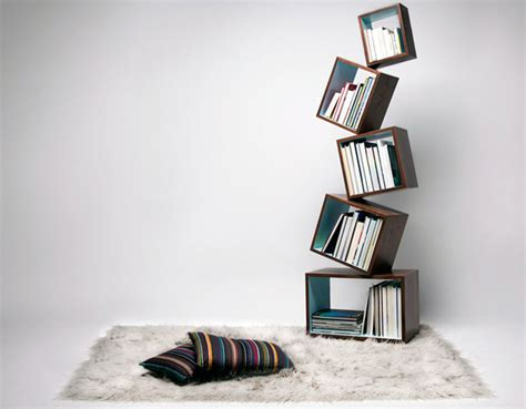 unique shelf designs 33 creative bookshelf designs bored panda