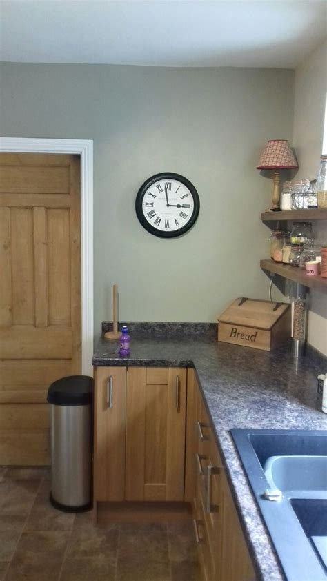 dulux overtly olive  images paint  kitchen