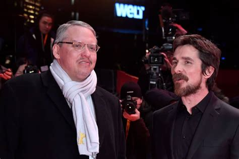 Vice Star Christian Bale Calls Dick Cheney Much Richer