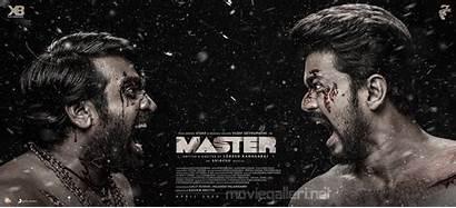Vijay Master Sethupathi Third Thalapathy Posters Directed