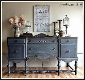 134 best buffets sideboards chalk paint ideas images With what kind of paint to use on kitchen cabinets for peacock 3 piece wall art