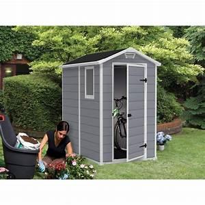 Abri Jardin Keter : abri keter premium 46s gris 1 fenetre fixe abris de ~ Edinachiropracticcenter.com Idées de Décoration