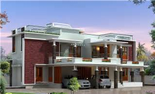 Decorative Storey Bungalow House Design by اروع الاشكال لواجهات الفلل الصغيرة المرسال
