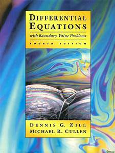 Differential Equations With Boundary