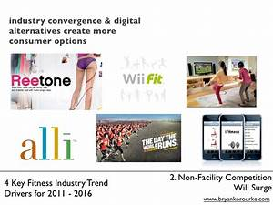 4 Key Trend Drivers For The Fitness Industry 2011