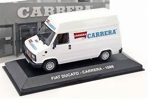 Neu  Fiat Ducato I Typ 280 1982-1990  U0026quot Carrera 1986 U0026quot  Weiss