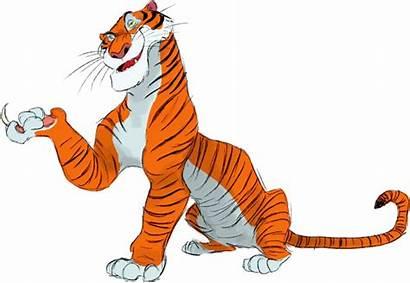 Khan Shere Disney Libro Selva Characters Villains
