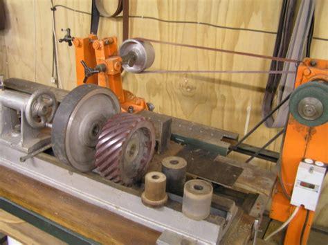 sharpen lathe tools  sander finewoodworking