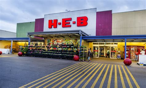 Does Texas Belong To H-e-b Or Walmart