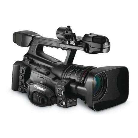 Download Free Canon Xf305 Professional Camcorder Manual