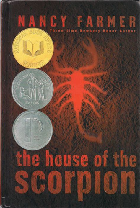 The House Of The Scorpion By Nancy Farmer — Reviews