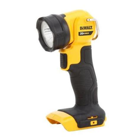 dewalt 18 volt flashlight