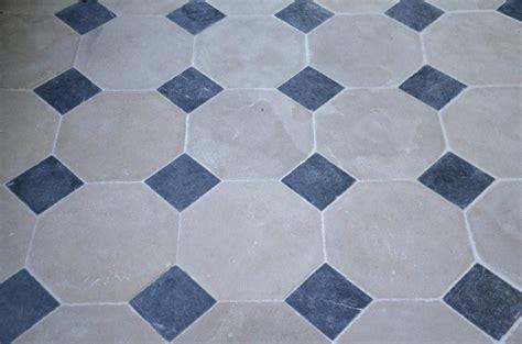 patrimoine flooring octagonal cabochons