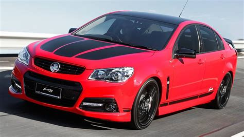 Holden Car : Holden Unveils The Craig Lowndes Commodore