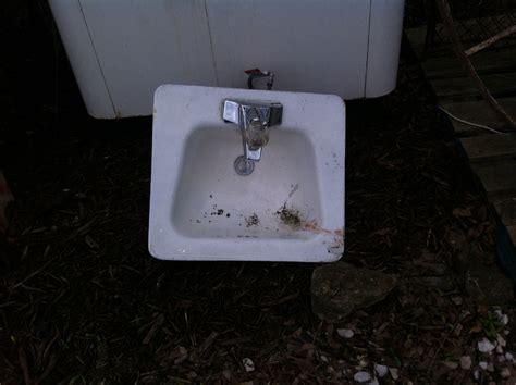 Kohler Antique Porcelain Bathroom Lavatory Kitchen Sink