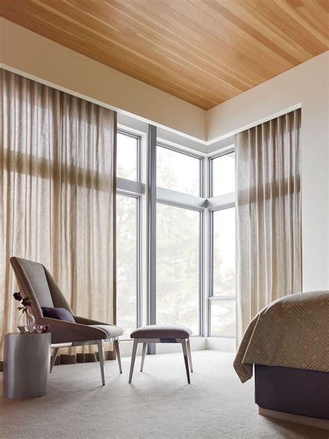 Window Treatments by The Shade Store Sunbrella Collaboration For Window