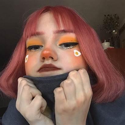 Aesthetic Makeup Grunge Inspo Looks Creative Edgy