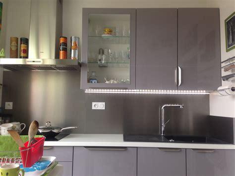 bande led cuisine eclairage de cuisine led armoires de cuisine led clairage