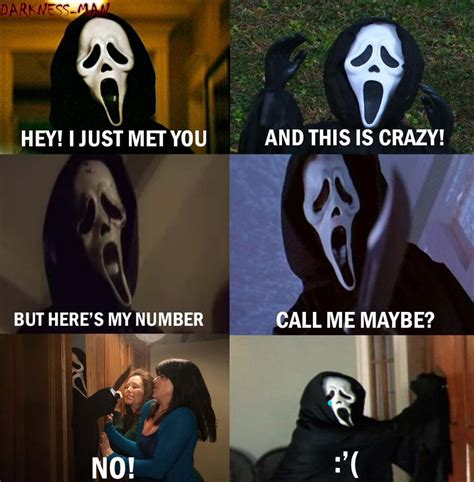 Scream Movie Meme - scream mask meme www imgkid com the image kid has it