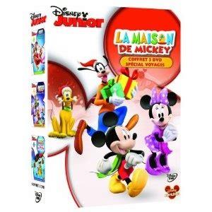 coffret la maison de mickey dvd jeux occasion console