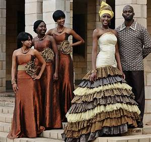 Modern Zulu Traditional Dresses | Joy Studio Design ...