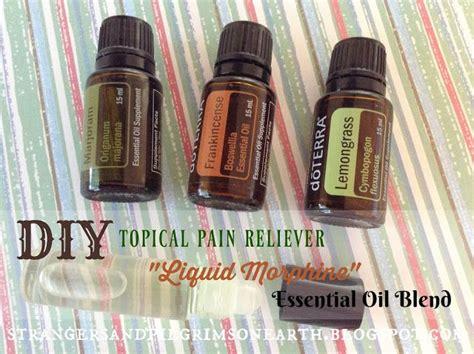 liquid morphine doterra ideas  pinterest morphine bomb essential oils