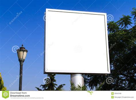 Blank Billboard blank large advertising billboard sign stock photo image 1300 x 957 · jpeg