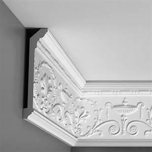 Moulures Dcoratives Mur Et Plafond LuxxusOrac Decor C308