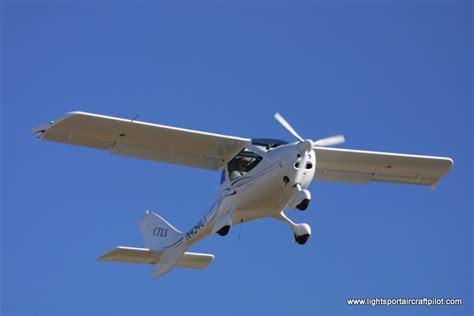 ct light sport aircraft ctls lite light sport aircraft ctls lite experimental